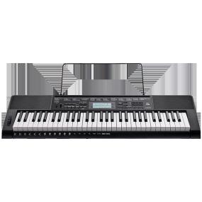 卡西欧电子乐器 电子琴 升级版教学考级电子琴 成人儿童适用 智能APP教学 5种和弦演奏CTK-3500