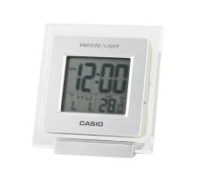 卡西欧钟表 台式闹钟 【新品】学生儿童闹铃卧室静音多功能电子时钟DQ-735-8PF