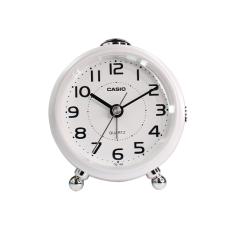 卡西欧钟表 台式闹钟 学生儿童闹表卧室床头静音夜光时尚简约闹钟TQ-149-7PF