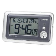 卡西欧钟表 台式闹钟 儿童学生闹铃数字床头闹表静音床头DQ-748-8PF