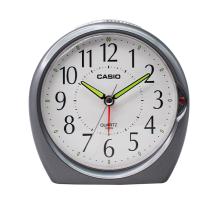 卡西欧钟表 台式闹钟 【新品】学生儿童闹表卧室床头静音夜光闹钟TQ-378-8PF