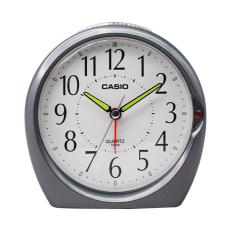 卡西欧钟表 台式闹钟 学生儿童闹表卧室床头静音夜光闹钟TQ-378-8PF
