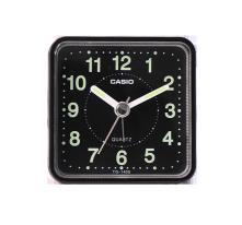 卡西欧钟表 台式闹钟 【新品】学生儿童闹表卧室床头静音夜光时钟TQ-140S-1PF