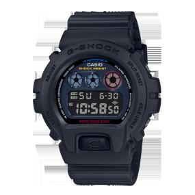 卡西欧手表 G-SHOCK 【新品】时尚设计 色彩元素主题  防水防震运动男表DW-6900BMC-1PR