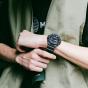 卡西欧手表 G-SHOCK  时尚设计 色彩元素主题  防水防震运动男表GA-700BMC-1APR