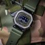 卡西欧手表 G-SHOCK  反显设计 金属质感  防水防震运动男表GM-5600