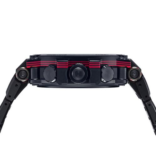 卡西欧手表 G-SHOCK  MTG系列 人造蓝宝石玻璃镜面  防水防震六局电波太阳能蓝牙运动男表MTG-B1000XB