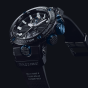 卡西欧手表 G-SHOCK  【新品】表壳与背盖的一体化构成设计  人造蓝宝石玻璃镜面  防水防震防锈六局电波太阳能蓝牙运动男表GWR-B1000