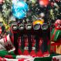 卡西欧手表 BABY-G  圣诞配色主题  复古风设计  防水防震运动女表BGD-570TH-1PR