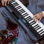 卡西欧电子乐器 电子琴  成人儿童便携手提电子琴CT-S300BK