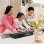 卡西欧电子乐器 电钢琴  三角钢琴音效 初学入门便携电钢琴双钢琴模式(单机版)EP-S120BK