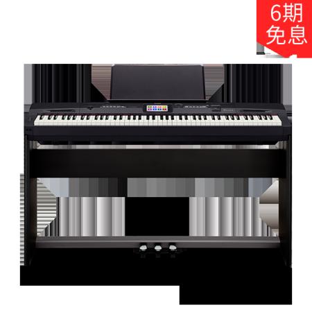 卡西欧电子乐器 电钢琴 时尚个性电钢琴PX-360M 官方套装(包含琴架、踏板)