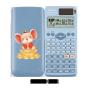 卡西欧计算器 函数科学  FX-991CN X BU适用于大学生 适用于研究生专业课考试 中文科学函数计算器