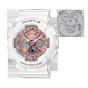 """卡西欧手表 BABY-G  2020鼠年限量礼盒(""""鼠来报吉祥""""定制款手表+""""鼠""""你有福定制款计算器)BA-130-7A1PR+FX-991CN X PK"""