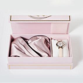 卡西欧手表 SHEEN 【新品】SHEEN | BEAST  发带礼盒  女表手表SHE-4531CGL-7AUPRB
