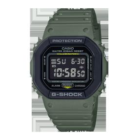 卡西欧手表 G-SHOCK 全新构造 街头时尚配色  防水防震运动男表DW-5610SU