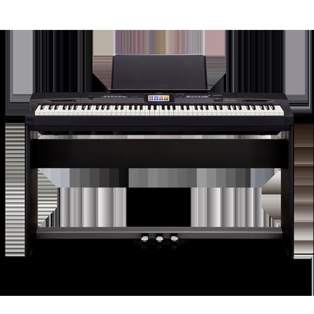 卡西欧电子乐器 电钢琴 时尚个性电钢琴 官方套装(包含琴架、踏板)PX-360M