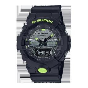 卡西欧手表 G-SHOCK 【新品】硬碰硬主题表款   防水防震功能表款GA-800DC-1APR