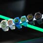 卡西欧手表 G-SHOCK  冰电之韧主题系列 透明表款  特殊表盒设计 防水防震运动男表DW-5600LS&DW-6900LS