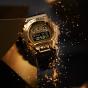 卡西欧手表 G-SHOCK  金属质感 防水防震 运动男表GM-6900