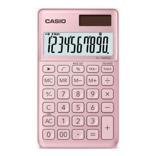 卡西欧计算器 日常商务 STYLISH商务办公计算器SL-1000SC