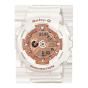 卡西欧手表 BABY-G  BA-110系列潮流时尚防水防震户外运动女表BA-110-7A1PRP 买即赠POP MART盲盒1个