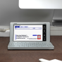 卡西欧电子教育 多语旗舰  英日法德汉辞典、多国语学习、 星光银E-XA800SR