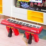 """卡西欧电子乐器 电子琴 Jinle×CASIO """"无乐不作""""联名套装CT-S200"""