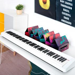 卡西欧电子乐器 电钢琴 Jinle×CASIO 琴罩联名套装PX-S1000
