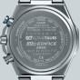 卡西欧手表 EDIFICE  【新品】Scuderia Alpha Tauri合作款 人造蓝宝石玻璃镜面 太阳能动力男表EQB-1100AT-2APR