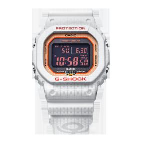 卡西欧手表 G-SHOCK 【新品】五虎将系列 特殊包装礼盒 防水防震运动表款GW-B5600SGZ-7PFS