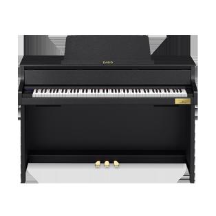 卡西欧电子乐器 电钢琴 数码混合钢琴CELVIANO Grand Hybrid系列 贝希斯坦联合制作GP-310BK