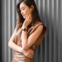 卡西欧手表 SHEEN  【新品】月光的静谧之美主题 专属礼盒 人造蓝宝石玻璃镜面 防水优雅女表SHE-C1000BD-1AUPFJ