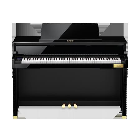 卡西欧电子乐器 电钢琴 数码混合钢琴CELVIANO Grand Hybrid系列 贝希斯坦联合制作GP-510
