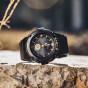 卡西欧手表 BABY-G  时尚百搭 防水防震太阳能动力六局电波运动女表BGA-2700SD