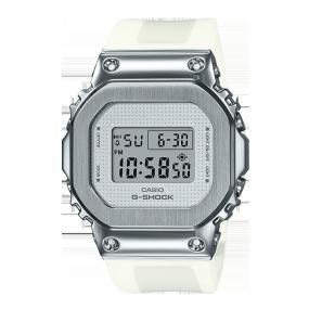 卡西欧手表 G-SHOCK 女性系列 防水防震运动女表GM-S5600S
