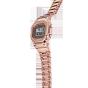 卡西欧手表 G-SHOCK  经典系列 玫瑰金配色  防震防水六局电波太阳能动力运动男表GMW-B5000GD-4PRT