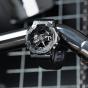 卡西欧手表 G-SHOCK  金属表壳 防水防震防磁运动男表 王一博同款GM-110-1APR