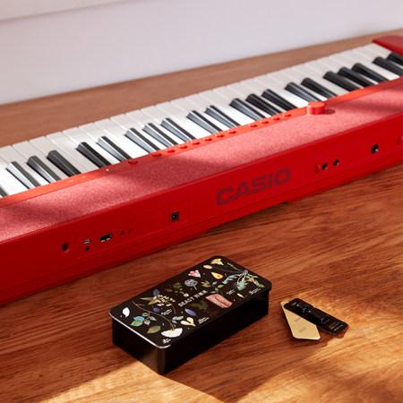 卡西欧电子乐器 电子琴 卡西欧丨野兽派 胶囊香膏礼盒【小仙琴】CT-S1