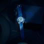 卡西欧手表 海神系列  阿波蓝蓝染工艺表带 强韧机芯人造蓝宝石玻璃镜面防水六局电波太阳能表款OCW-T2600AL