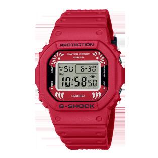 卡西欧手表 G-SHOCK 达摩不倒翁主题系列  防水防震运动表款DW-5600DA/DW-6900DA