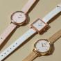 """卡西欧手表 SHEEN  """"和纸系列""""  人造蓝宝石玻璃镜面防水优雅女表SHE-C150/151"""
