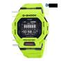 卡西欧手表 G-SHOCK  G-SQAUD系列全新表款  防水防震蓝牙连接运动男表GBD-200