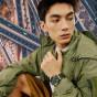 卡西欧手表 G-SHOCK  【新品】八边形表框设计  王一博同款  防水防震运动男表GM-2100