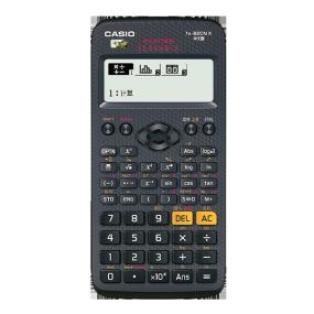 卡西欧计算器 函数科学 中文科学函数计算器 初高中考试适用 大学方向fx-82CN X