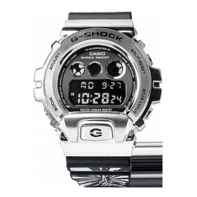 卡西欧手表 G-SHOCK 【新品】G-SHOCK·MISHKA联名款  万圣节主题  特殊表盒  防水防震运动表款GM-6900-1PRM